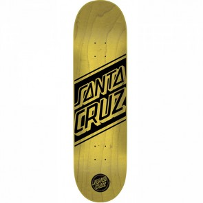 Santa Cruz Black Strip 8.3 Skateboard deck