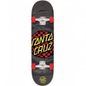 Santa Cruz Dot 7.0 Complete Skateboard