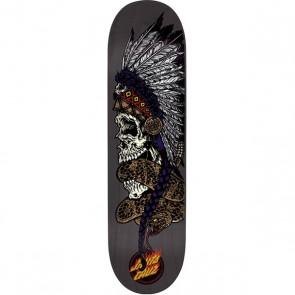 Santa Cruz Headdress 8.0 skateboard deck
