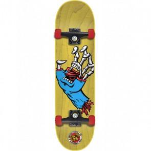 Santa Cruz Hybrid Hand Micro 6.75 Complete Skateboard