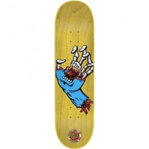 Santa Cruz Hybrid Hand Micro 6.75 Skateboard deck