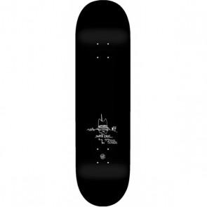 Santa Cruz Jessee Watsonvillen 8.5 skateboard deck