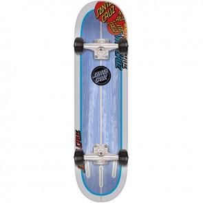Santa Cruz Landshark Popsicle 8.0 Complete Skateboard