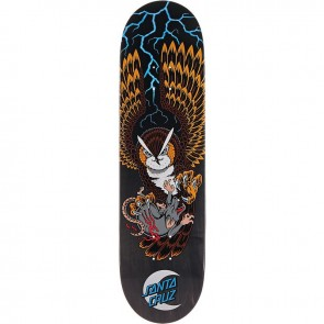 Santa Cruz Prey For Death 8.5 Skateboard Deck