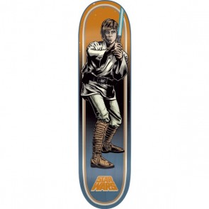 Santa Cruz Star Wars Luke Skywalker 7.8 skateboard deck