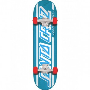 Santa Cruz Strip Regular 7.8 Complete Skateboard