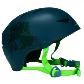 Skateboard Helm AGGR Deluxe Blue