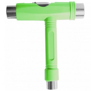 Skateboard T-Tool Set Green