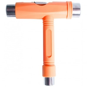 Skateboard T-Tool Set Orange