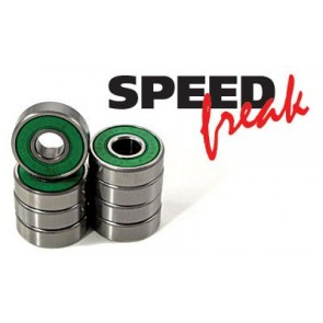 Skateboard Lagers Speedfreak Bearings ABEC-5 (8 stuks)