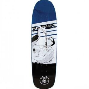 Z-Flex Darling Companion Blue 9.0 skateboard deck