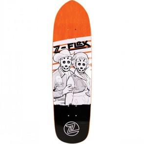 Z-Flex Darling Companion Orange 8.625 skateboard deck